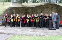 2011– Pfingstensingen auf der Wiprechtsburg in Groitzsch