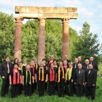2012 – Gruppenfoto am Trianon