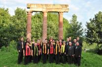 2012 – Gruppenfoto am Trianon