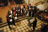 2013 – Weihnachtskonzert in der Laurentiuskirche Zwenkau
