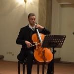 2016 – Weihnachtskonzert Laurentiuskirche Zwenkau – Stephan Wünsch am Cello