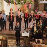 2017 – Festkonzert zum 65-jährigen Jubiläum des Chores – Ehrung unseres Chorleiters Marco Winzer