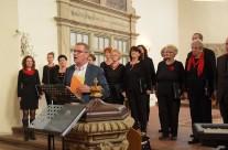 2017 – Festkonzert zum 65-jährigen Jubiläum des Chores – Grußwort von Bürgermeister Holger Schulz