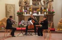 2017 – Festkonzert zum 65-jährigen Jubiläum des Chores – THOS Trio