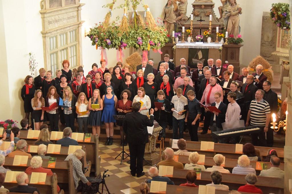 2017 – Festkonzert zum 65-jährigen Jubiläum des Chores