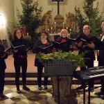 2017 – Weihnachtskonzert Laurentiuskirche Zwenkau